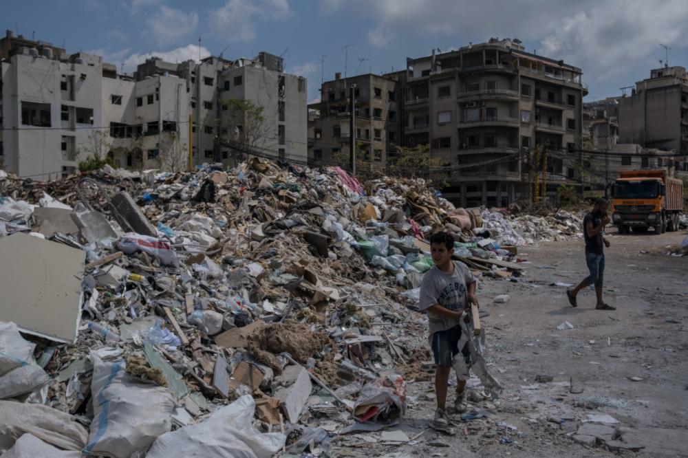 Beirut destruction and rebuild1