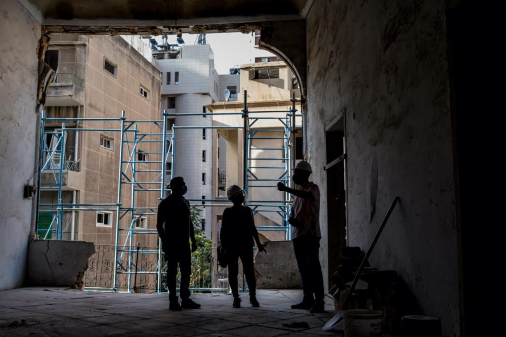 Beirut destruction and rebuild4