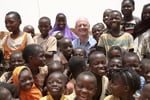 Tim Costello in Niger