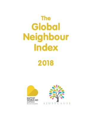 Global Neighbour Index cover