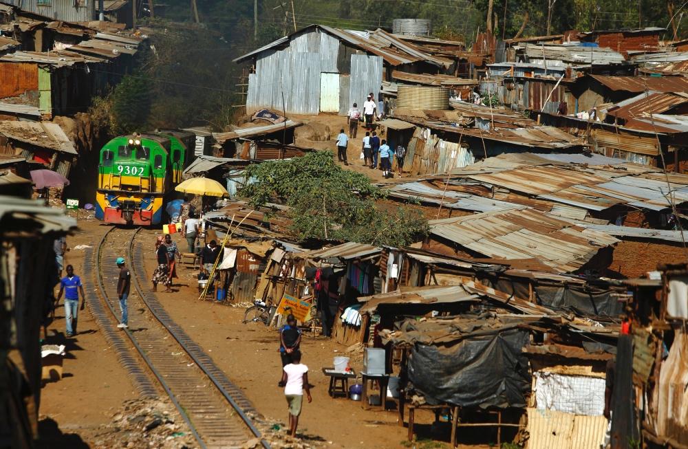 Sight Magazine - African slum map exposes true scale of urban poverty