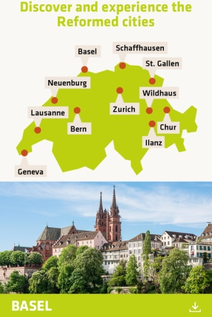Swiss Reformation Cities