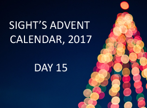Sight Advent Calendar Day 15