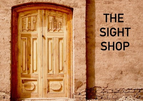 The SIght Shop frontdoor