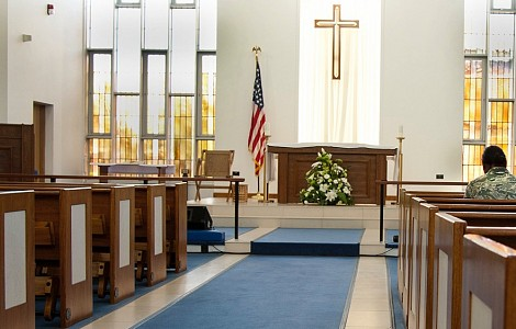 #METOO: SURVEY SHOWS MORE US PASTORS PREACHING ABOUT ABUSE