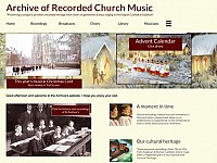 CASTING THE NET: ARCHIVE OF RECORDED CHURCH MUSIC