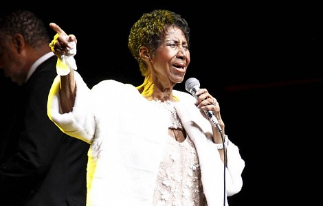 MUSIC: ARETHA FRANKLIN STARTED WITH THE GOSPEL, ENDED WITH SOUL AT AGE 76