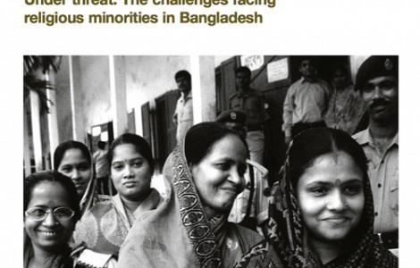 BANGLADESH: RELIGIOUS MINORITIES INCLUDING CHRISTIANS FACE