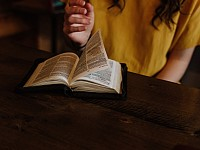 OPEN BOOK: PROVERBS FOR A NEW COVENANT - NEW AND FRESH EACH DAY AGAIN