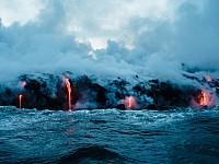 SNAPSHOT: BIG ISLAND LAVA...