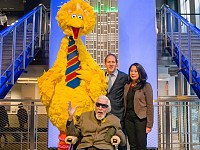 ORIGINS: 'SESAME STREET' TURNS 50