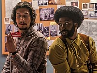 ON THE SCREEN: SPIKE LEE'S 'BLACKKKLANSMAN' BIZARRE BUT BITING