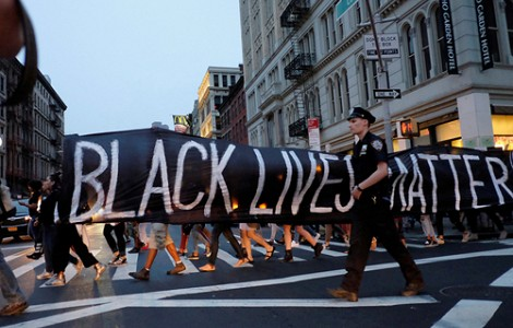 US: SEMINARIES START BLACK LIVES MATTER COURSES