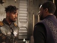 ON THE SCREEN: BLACK PANTHER A STRONG ADDITION TO THE MARVEL FRANCHISE