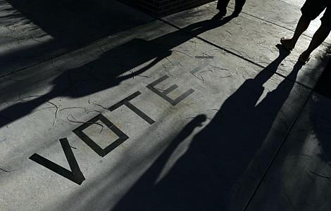 US election: Black church turnout effort mobilises against alleged voter suppression