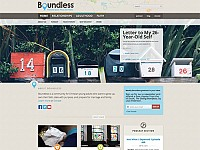 CASTING THE NET: BOUNDLESS