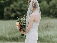 Origins: Why do brides wear white?
