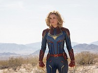 ON THE SCREEN: 'CAPTAIN MARVEL' AN EMPOWERING OUTING