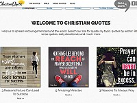 CASTING THE NET: CHRISTIAN QUOTES
