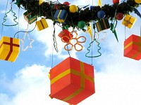 THIS LIFE: LET'S CHANGE THE FACE OF CHRISTMAS COMMERCIALISM