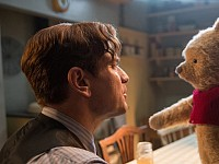 ON THE SCREEN: CHRISTOPHER ROBIN GROWS UP BUT WINNIE'S STILL A