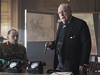 ON THE SCREEN: 'CHURCHILL'S' NARROW FOCUS LEAVES AUDIENCE WANTING MORE