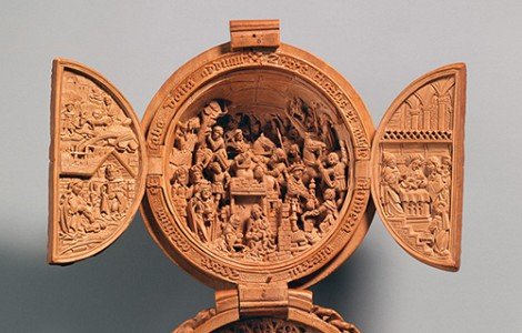 ART: MARVELLOUS MINIATURES GIVE UP SOME - BUT NOT ALL - THEIR TREASURES