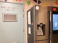 WOW!: COMMUNITY REFRIGERATORS AIM TO FREEZE OUT WASTE
