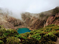 Snapshot: Irazu Volcano National Park, Costa Rica