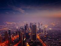 SNAPSHOT: DUBAI AT SUNSET