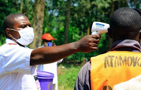 DEMOCRATIC REPUBLIC OF CONGO: FEAR OF EBOLA KEEPS THE FAITHFUL AT HOME