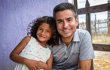 The Interview: World Vision US President Edgar Sandoval, Sr, says