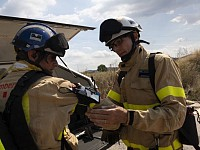 WOW!: SPANISH CODERS HARNESS TECH TO TRACK RISKS FOR FIREFIGHTERS