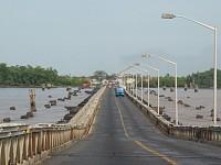 Snapshot: Bridge in Guyana