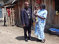 POSTCARDS: ANGLICAN PRIEST IN RURAL KENYA WORKS TO CHANGE PERCEPTIONS ABOUT HIV/AIDS