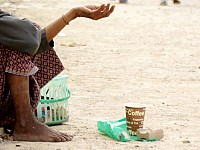 LIFE'S TOUGH QUESTIONS: SHOULD I GIVE MONEY TO BEGGARS?