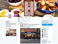 STRANGESIGHTS: EATERY'S PASSION FOR POTATO CHIPS (CRISPS); WASTE IN SPACE; AND, BULLYING ROBOTS...