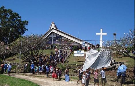 CLIMATE CHANGE: SOLOMON ISLANDS CHURCHES PREACH ACTION