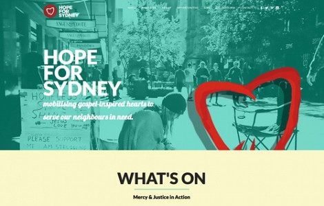 HELPING OTHERS: HOPE FOR SYDNEY'S MISSION TO ACTIVATE THE LOCAL CHURCH