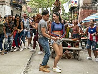 On the Screen: 'Energetic and magical' - 'In The Heights', Broadway's original hip hop hit, comes to Hollywood