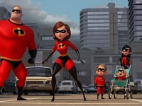 ON THE SCREEN: LONG-COMING 'INCREDIBLES 2' LANDS WITH A WALLOP