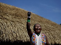POSTCARDS: SOUTH AMERICA'S INDIGENOUS PEOPLE LOCK DOWN AS CORONAVIRUS TAKES HOLD