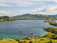 Snapshot: Padar Island, Indonesia