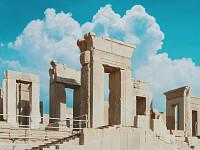 Snapshot: The ruins of Persepolis, Iran