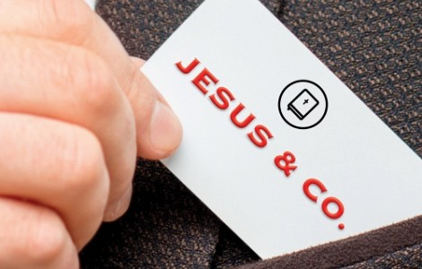 BOOKS: JESUS AND THE MARKETPLACE - FORMER US EXEC BRUCE HARTMAN LOOKS AT HOW GOSPEL LESSONS CAN HELP THE WORLD OF BUSINESS