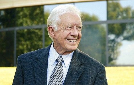 THE INTERVIEW: FORMER US PRESIDENT JIMMY CARTER TALKS ABOUT HIS NEW BOOK, 'FAITH'