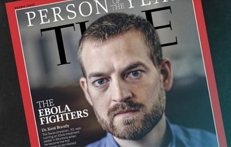 EBOLA: WHY US SURVIVOR DR KENT BRANTLY IS RETURNING TO THE MISSION FIELD