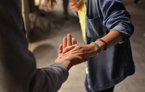 MOVEMENT: STEMMING THE TIDE OF HATRED WITH KINDNESS AND FINDING 'LIFE ITSELF'