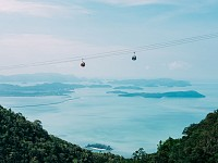 SNAPSHOT: CABLE CAR, LANGKAWI