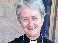 CONVERSATIONS: LIBBY GILCHRIST, ANGLICAN PRIEST AND AUTHOR